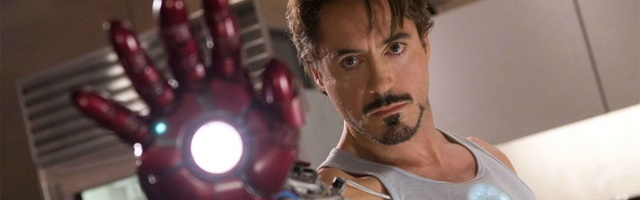 Background Robert Downey Jr.