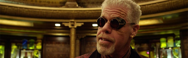 Background Ron Perlman