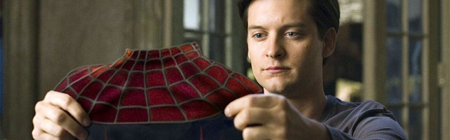 Background Tobey Maguire