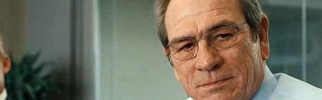 Background Tommy Lee Jones