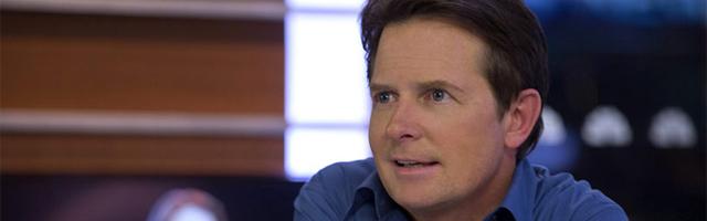Background Michael J. Fox